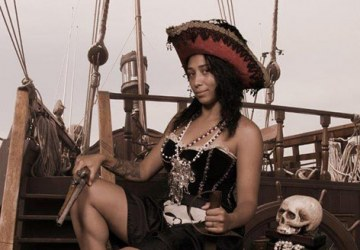 Best Pirate Themed Portrait - 1st Place Company