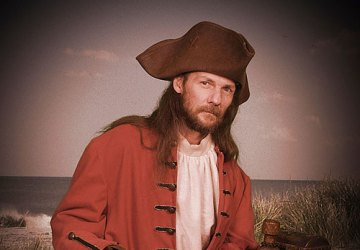 Honor Award Best Portrait: Pirate