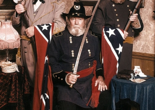 2nd Place Best Civil War Themed Portrait