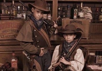 AAPI Honor Award Western Themed Portrait