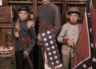 Best Civil War Themed Portrait