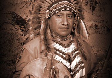 AAPI 1st Place Native American Portrait