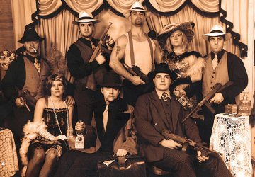 Gangsters & Flappers