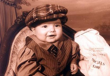 Baby Golfer
