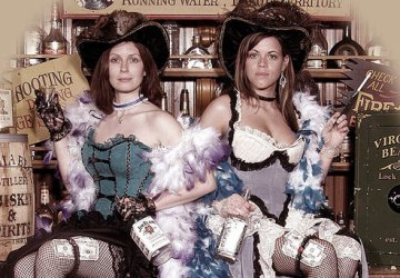 Saloon Girls