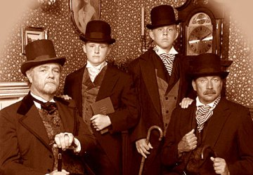 Victorian Gentlemen