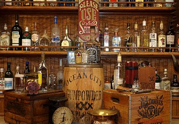 Old West Saloon