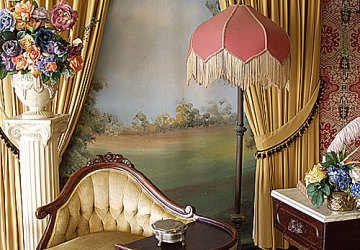 Boudoir Couch